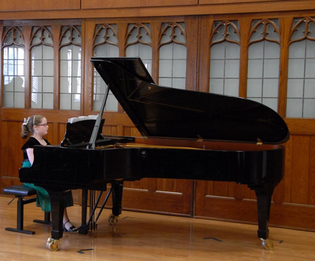 Recital Picture