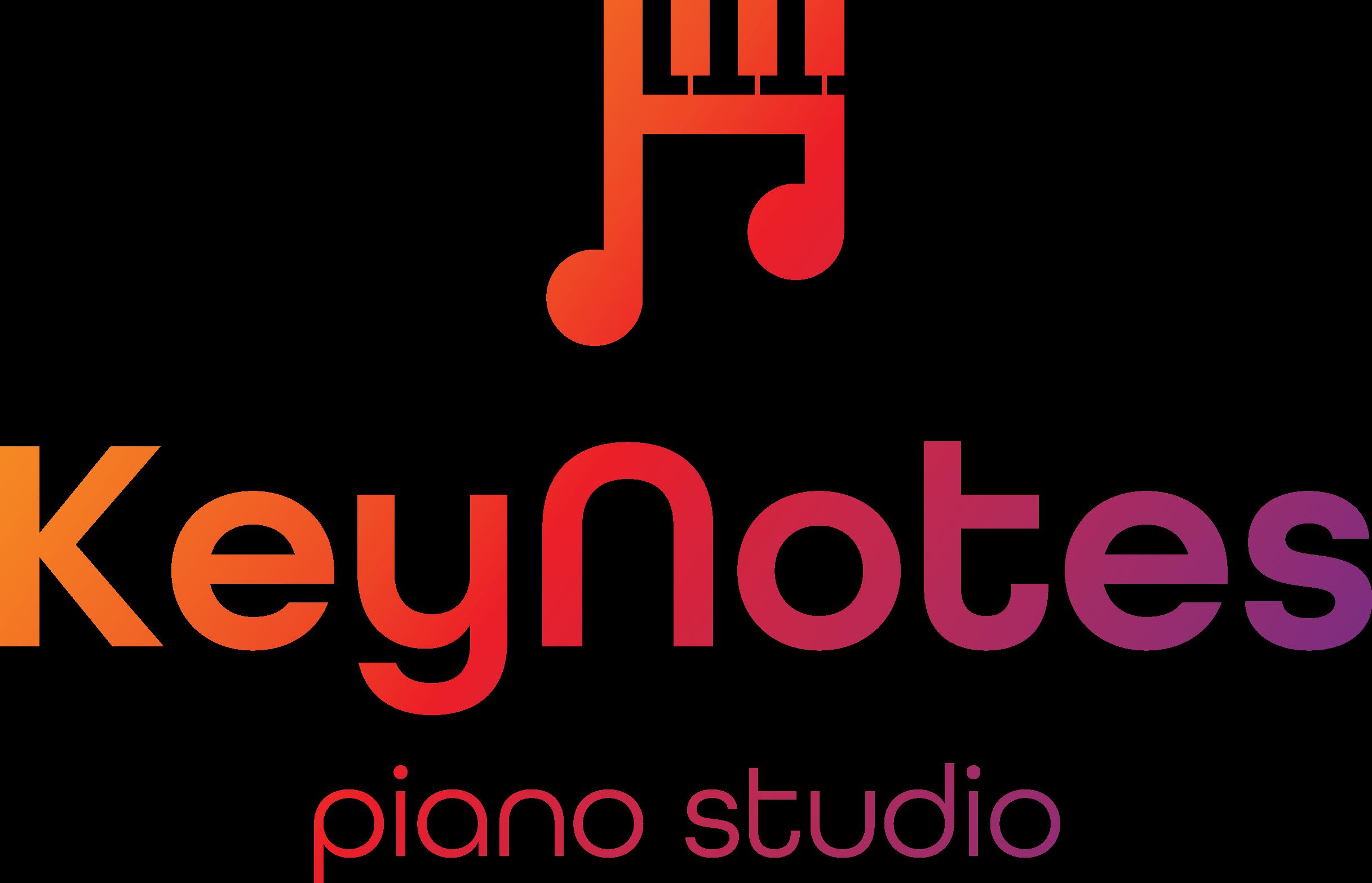 KeyNotes Piano Studio